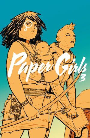 PAPER GIRLS (TOMO) Nº 03/04