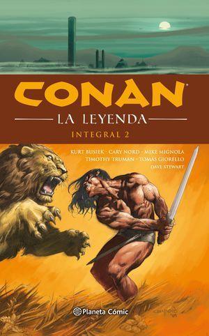 CONAN LA LEYENDA (INTEGRAL) Nº 02/04
