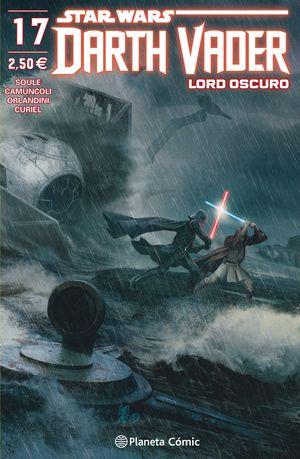 STAR WARS DARTH VADER LORD OSCURO Nº 17