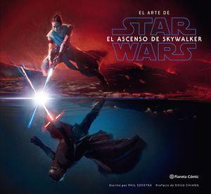 STAR WARS EL ARTE DE EPISODIO IX