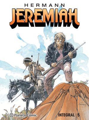 JEREMIAH Nº 05
