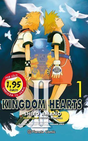 MM KINGDOM HEARTS Nº 01 1,95