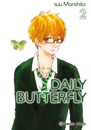 DAILY BUTTERFLY Nº 02/12