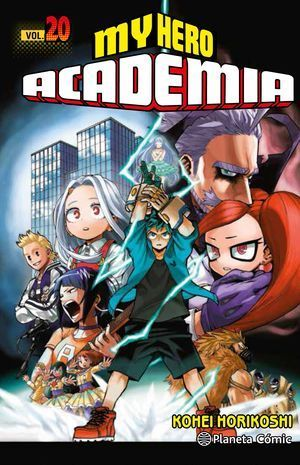 MY HERO ACADEMIA Nº 20