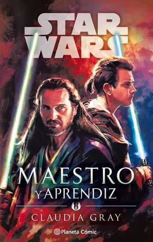 STAR WARS MAESTRO Y APRENDIZ (NOVELA)