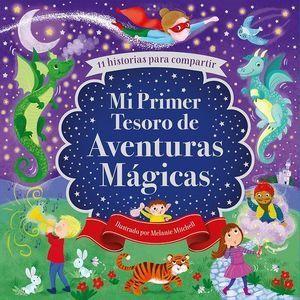 MI PRIMER TESORO DE AVENTURAS MAGICAS