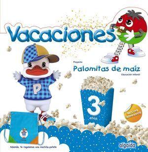 1EI PALOMITAS DE MAÍZ 3. CUADERNO DE VACACIONES