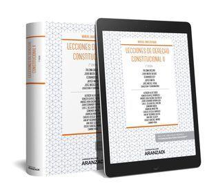 LECCIONES DE DERECHO CONSTITUCIONAL II (DUO) 2'ED