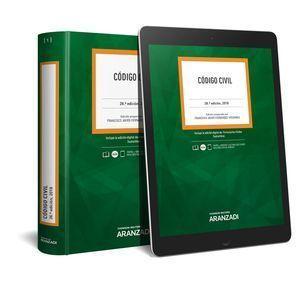 CÓDIGO CIVIL (PAPEL + E-BOOK)