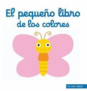 EL PEQUEÑO LIBRO DE LOS COLORES