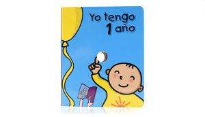 YO TENGO 1 AÑO