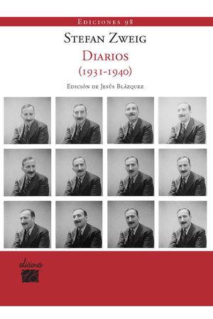 DIARIOS 1931-1940 ZWEIG, STEFAN