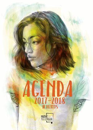 AGENDA 2017-2018 BY DEFREDS