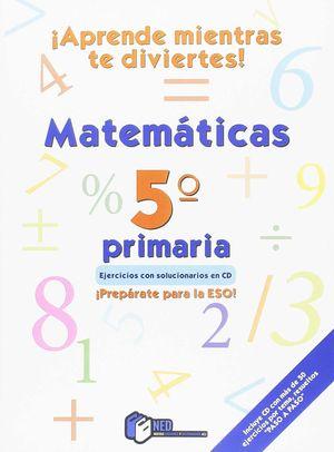 5EP REPASA MATEMÁTICAS CON SOLUCIONES
