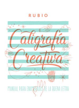 CALIGRAFIA CREATIVA RUBIO 1