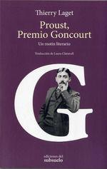 PROUST, PREMIO GONCOURT