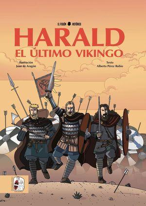 HARALD. EL ULTIMO VIKINGO