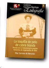 LA TOQUILLA DE PELO DE CABRA BLONDA