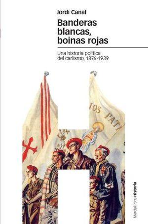 BANDERAS BLANCAS BOINAS ROJAS