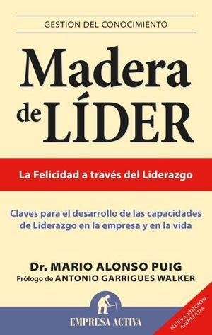 MADERA DE LÍDER (ED. REVISADA)