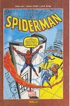 SPIDERMAN DE STAN LEE Y STEVE DITKO 1