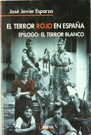 TERROR ROJO EN ESPAÑA