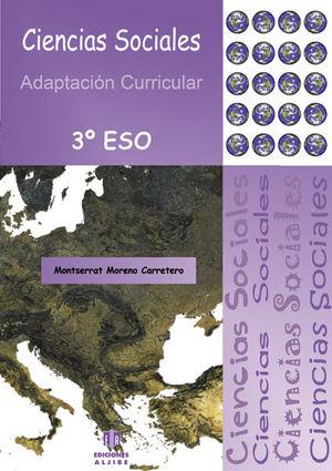 3ESO CIENCIAS SOCIALES ADAPTACIÓN CURRICULAR ALJIBE 2009