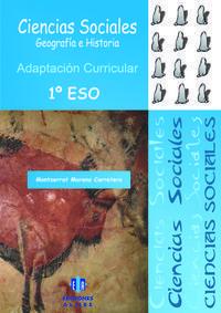 1ESO CIENCIAS SOCIALES ADAPTACION CURRICULAR ALJIBE 2012