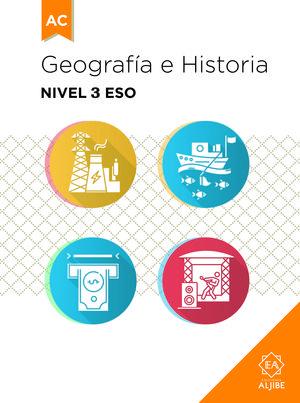 3ESO ADAPTACIÓN CURRICULAR GEOGRAFÍA E HISTORIA