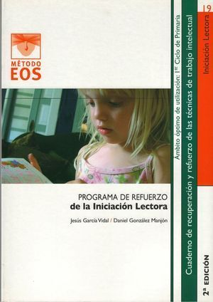 PROGRAMA DE REFUERZO DE LA INICIACION LECTORA