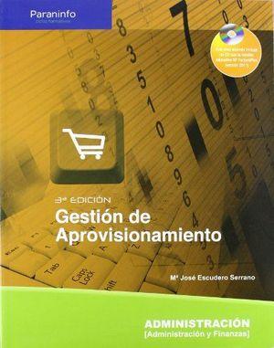 GESTION DE APROVISIONAMIENTO