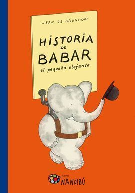 HISTORIA DE BABAR, EL PEQUEÑO ELEFANTE