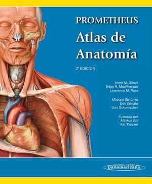 PROMETHEUS ATLAS DE ANATOMÍA