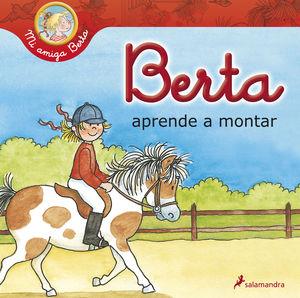 BERTA APRENDE A MONTAR