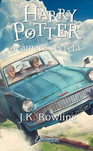 HARRY POTTER Y LA CÁMARA SECRETA 2