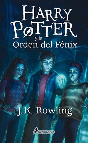 HARRY POTTER Y LA ORDEN DEL FÉNIX V