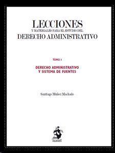LECCIONES Y MATERIALES PARA  EL ESTUDIO DEL DERECHO ADMINISTRATIVO. TOMO V: BIEN
