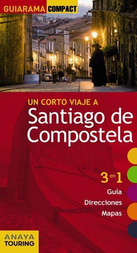 SANTIAGO DE COMPOSTELA GUIARAMA COMPACT 2016 ANAYA TOURING