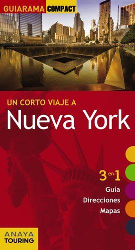 NUEVA YORK GUIARAMA COMPACT 2015 ANAYA TOURING