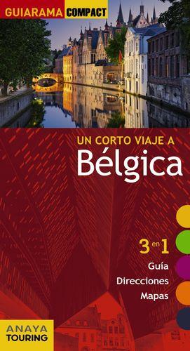 BÉLGICA GUIARAMA COMPACT 2016 ANAYA TOURING