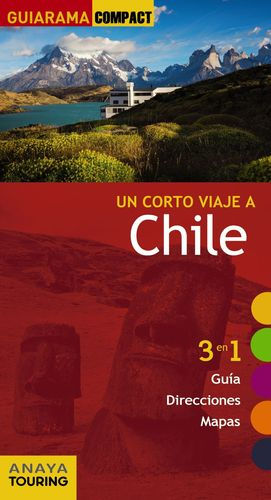 CHILE GUIARAMA COMPACT 2017 ANAYA TOURING