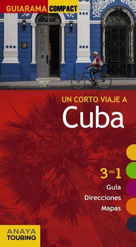 CUBA GUIARAMA COMPACT 2017 ANAYA TOURING