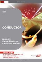 CONDUCTOR TEST CEP 2010 JCCM