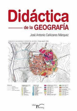 DIDÁCTICA DE LA GEOGRAFÍA