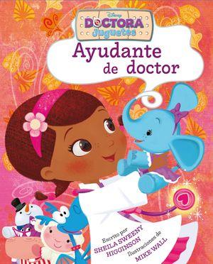 DOCTORA JUGUETES. AYUDANTE DE DOCTOR