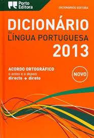 DICCIONARIO DE LINGUA PORTUGUESA 2009
