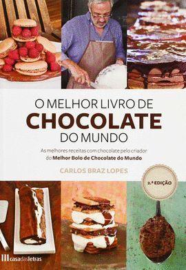 O MELHOR LIVRO DE CHOCOLATE DO MUNDO