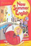 3EP NEW SUMMER ENGLISH SB+CD BURLINGTON